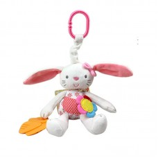 Colourfull Rabbit, Infant toy, Babies Toy, Baby Rattle, Multifunction Toy, Childrens Toy, Unisex Toy
