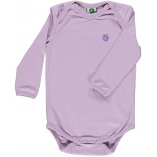 Organic Cotton Body for girls, babies, baby girl - colour LAVENDER