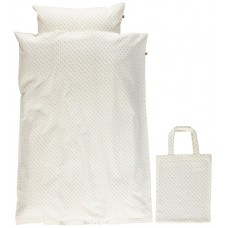 Organic Bed Linen - colour CREAM