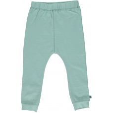 Organic Basic Jersey Trousers - colour LIGHT BLUE
