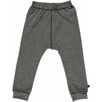 Organic Basic Jersey Trousers - colour GREY