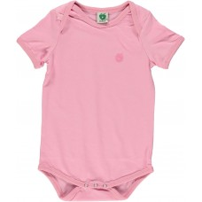 Organic Body With Short Sleeve - colour ROSE